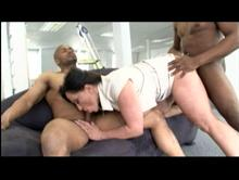 Cathy Barry Extreme Interracial - Cathy Barry Extreme Interracial-Scene 3