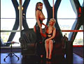 Kylie Ireland and Nina Hartley