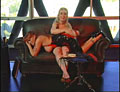 Kylie Ireland Bent Over Nina Hartley Being Spanked
