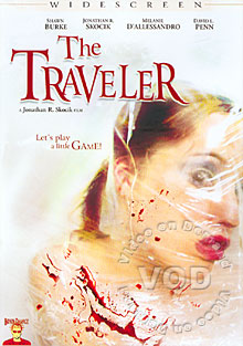 The Traveler Stars: Shawn Burke, Jonathan R. Skocik, Melanie D'Allesandro, David L. Penn