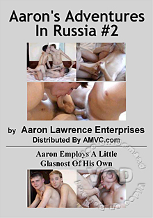 Aaron's Adventures In Russia #2