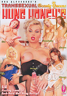 Transsexual Beauty Queens - Hung Honey's #1