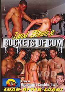 Jarod Steele's Buckets Of Cum