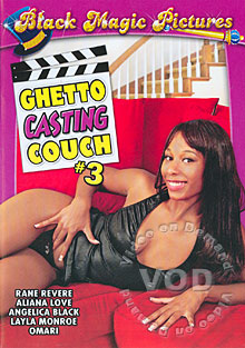Ghetto Casting Couch #3