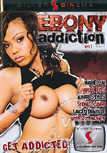 Ebony Addiction Vol. 1