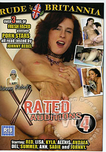 X Rated Auditions 4