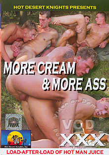 More Cream & More Ass