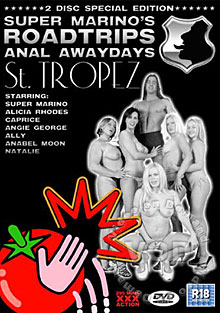 Super Marino's Road Trips - Anal Away Days - St. Tropez 2