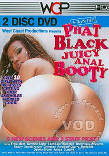 Phat Black Juicy Anal Booty (Disc 2)