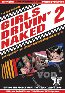 Girls Drivin' Naked 2