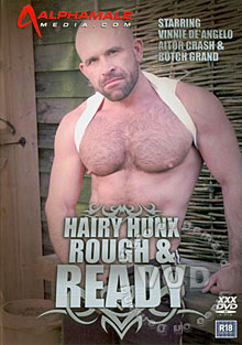Hairy Hunk Rough & Ready