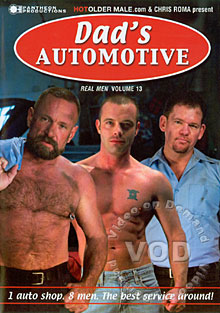 Real Men Volume 13 - Dad's Automotive