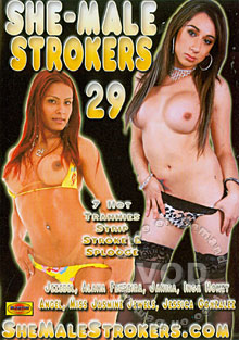 She-Male Strokers 29