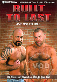 Real Men Volume 7 - Built To Last