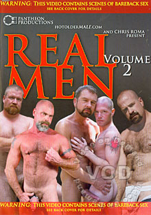 Real Men Volume 2