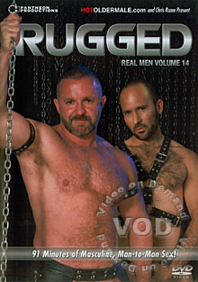 Real Men Volume 14 - Rugged
