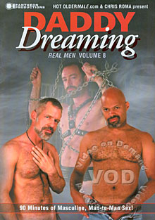 Real Men Volume 8 - Daddy Dreaming