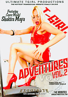 T-Girl Adventures Vol. 2