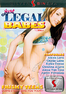 Just Legal Babes Vol. 1