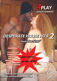 Desperate House Ho's 2 - Not For Sale