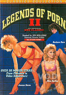 Legends Of Porn II