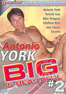 Antonio York Big & Beautiful #2