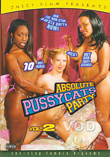 Absolute Pussycats Party Vol. 2