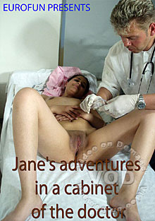 Jane's Adventures In A Cabinet Of The Doctor