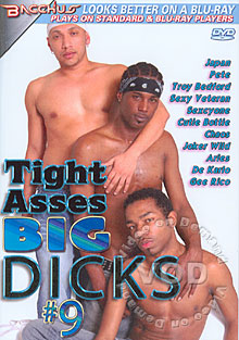 Tight Asses Big Dicks #9