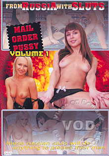 Mail Order Pussy Volume 1