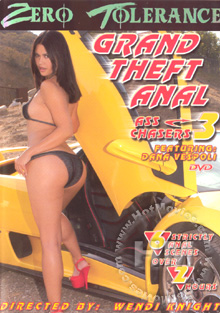 Grand Theft Anal 3 - Ass Chasers