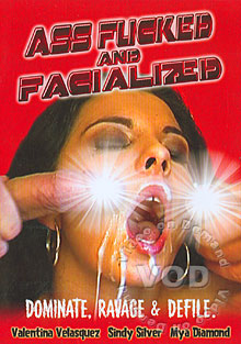 Ass Fucked And Facialized