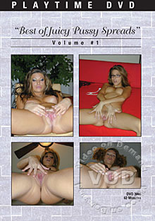 Best Of Juicy Pussy Spreads Volume 1 - J/O Encouragement