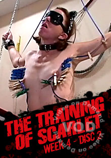 The Training Of Scarlet - Week 4 - Disc 2