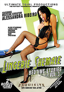 Lingerie Shemale Bedtime Stories Vol. 3