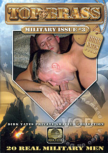 Top Brass - Military Issue #3