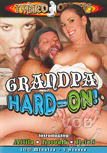Grandpa Hard-On!