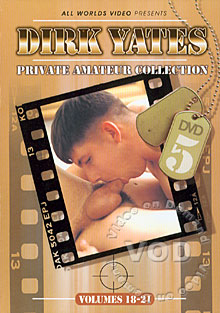 Dirk Yates Private Amateur Collection Volume 21
