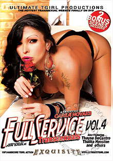 Full Service Transsexuals Vol 4