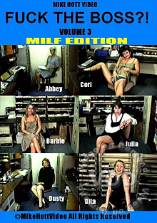 Fuck The Boss Volume 3 - MILF Edition
