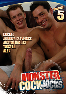 Monster Cock Jocks Volume 5