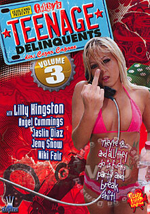 Filthy's Teenage Delinquents Volume 3