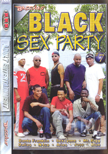 Black Sex Party #7