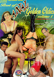 image Golden oldie ancient anal receptacle