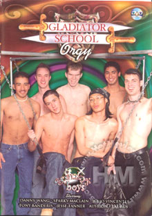 Gladiator School Orgy