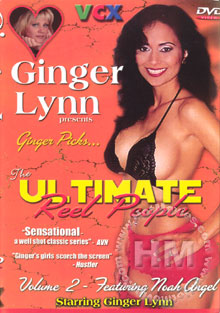 Ginger Lynn's Ultimate Reel People Volume 2