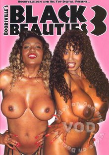 Boobsville's Black Beauties 3