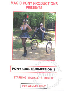 Pony Girl Submission 3