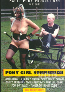 Pony Girl Submission