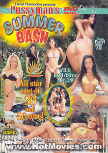 Pussyman's Summer Bash